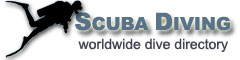 Scuba diving directory worldwide dive resources